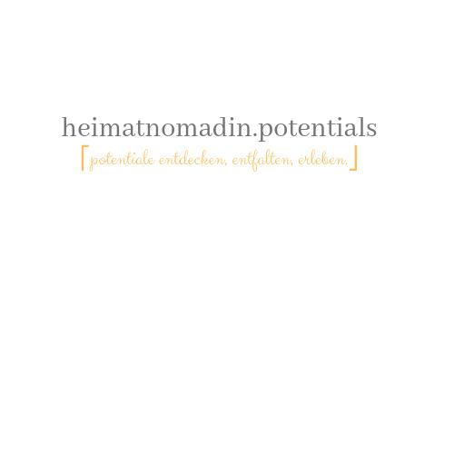 heimatnomadin.potentials
